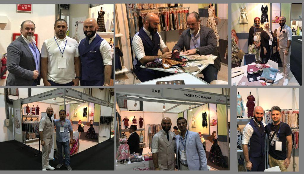 International Apparel & Textile Fair - Dubai, November 2017